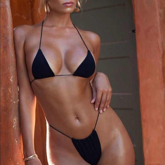 0f9c4c956c7 Oh Polly micro bikini top